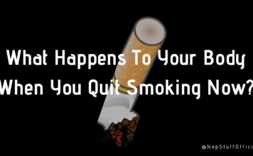 What Happens To My Body When I Quit Smoiking