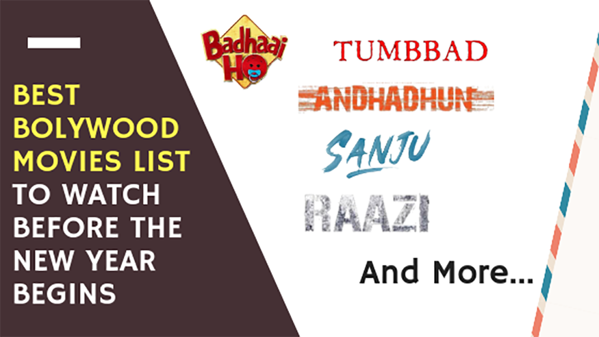 Best Bolywood Movies Of 2018