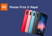 MI Phones Price In Nepal