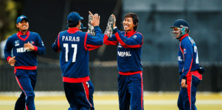 Nepal To Play In Oman's 5 Nations T-20