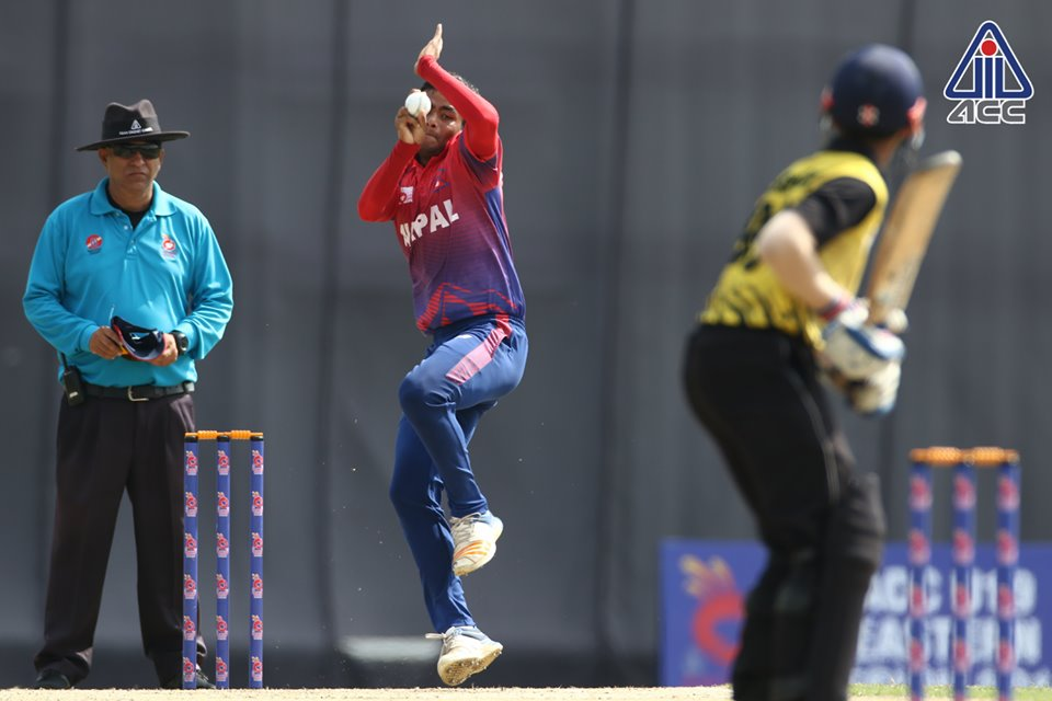 Nepal Enters Into The Finals of ACC U-19 Defeating Host Malaysia