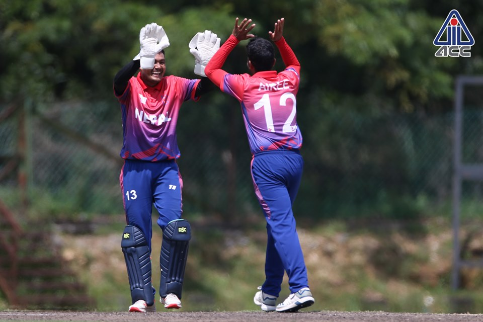 Nepal Wins Hong Kong In ACC U-19 Finals | Qualifies For Youth Asia Cup