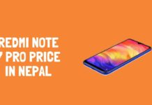 Redmi Note 7 pro Price In Nepal