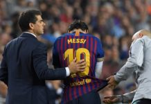 Messi set to miss Valencia Clash