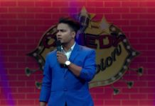 Suman Kari Gets Kicked From Comedy Champions Nepal