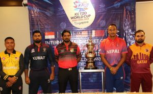 Nepal in World Cup Qualifiers