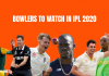 Foreign fast bowlers to watch out in IPL 2020