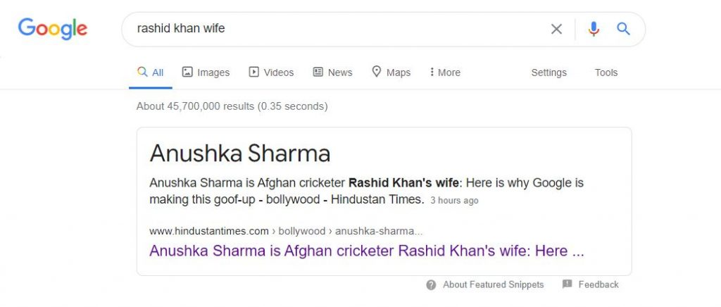rashid khan wife